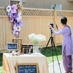 How To Set Up A DIY Wedding Photo Booth Quick and Easy