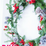 How to DIY the Most Beautiful Holiday Wreath