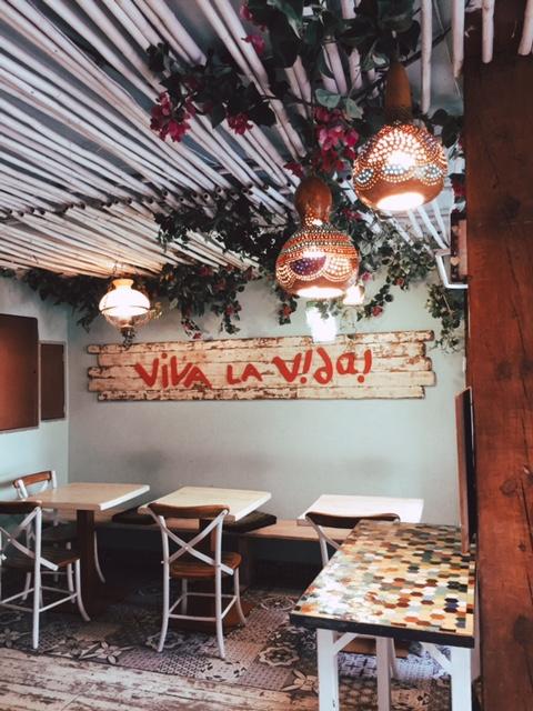 restaurant viva burger - vegan restaurants in madrid