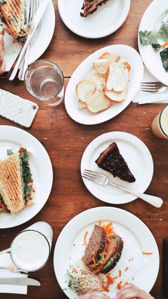 best vegan restaurants New York peace food cafe