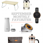 September 2018 Monthly Favorites