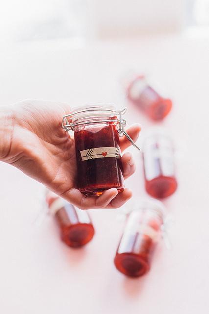 vegan strawberry jam recipe
